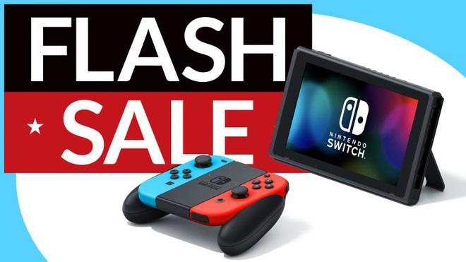 Black Friday: mua Nintendo Switch trên Amazon, nhận về bao cao su, bàn chải, và...trống lục lạc - Ảnh 2.
