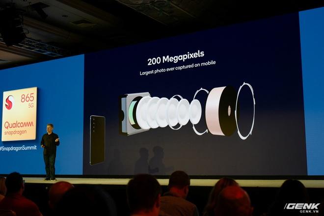 Qualcomm khoe Snapdragon 865, tiện thể cà khịa máy ảnh 10 năm nay dậm chân mãi một chỗ - Ảnh 4.