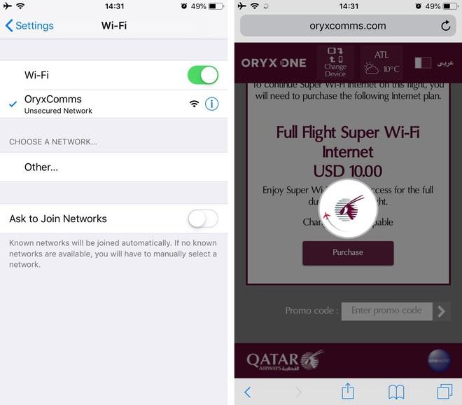 Làm gì khi iPhone báo đã kết nối vào mạng Wi-Fi miễn phí (không mật khẩu) nhưng không truy cập được Internet? - Ảnh 4.