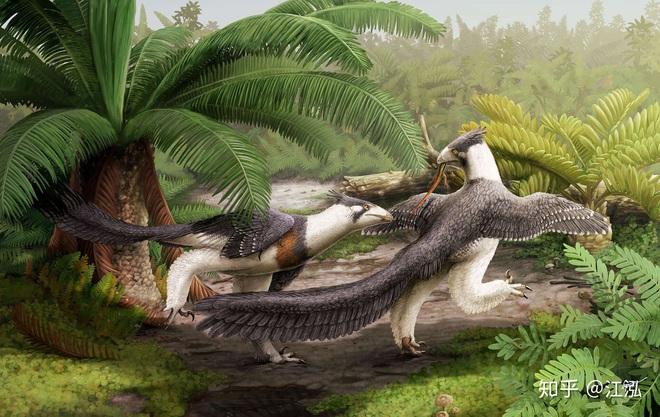 Loài khủng long có lông lâu đời nhất được tìm thấy ở Bắc Mỹ, sống cách đây 150 triệu năm - Ảnh 1.