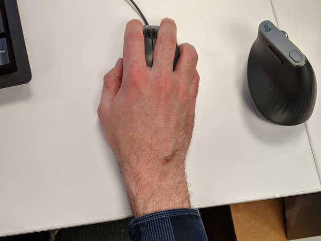 Đánh giá chuột dọc Logitech MX Vertical: Con chuột máy tính cuối cùng mà bạn cần mua - Ảnh 4.