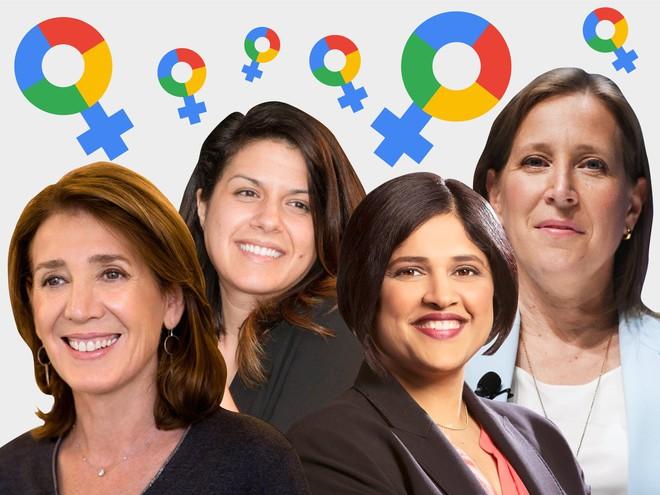 Đây là 15 người phụ nữ quyền lực nhất tại Google - Ảnh 1.