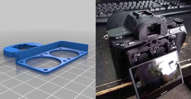 Sáng tạo bất đắc dĩ: Chế quạt tản nhiệt để chống nóng cho máy ảnh Sony - Ảnh 1.