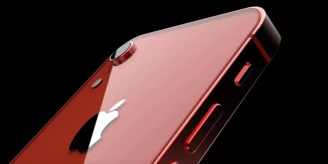 Xem video concept iPhone SE 2 với tai thỏ và thiết kế full glass - Ảnh 1.