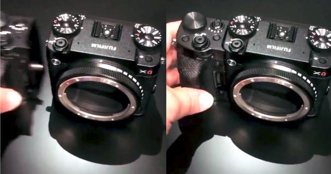 Fujifilm vừa hé lộ mẫu thiết kế máy ảnh Mirrorless mới: tháo lắp dạng module, thay báng cầm tùy theo phong cách sử dụng của mỗi người - Ảnh 1.