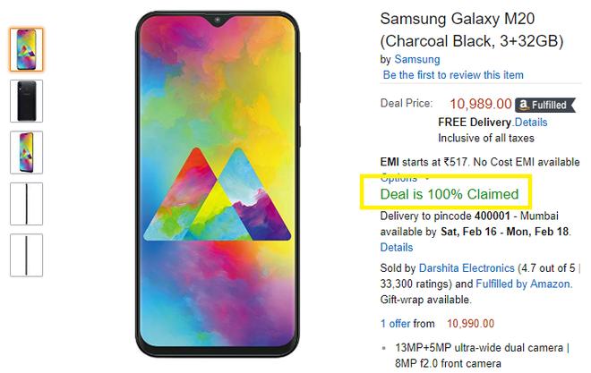 Với Galaxy M20, Samsung đã tìm ra gót chân Achilles của Xiaomi - Ảnh 1.
