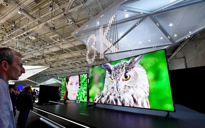 Một nửa thị trường TV 8K sẽ là của Samsung - Ảnh 2.