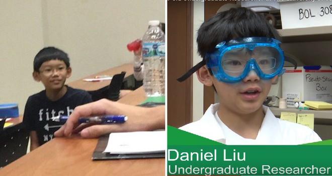Con nhà người ta: Cậu bé 11 tuổi đã giúp sinh viên đại học làm bài tập, 13 tuổi làm công việc nghiên cứu - Ảnh 1.