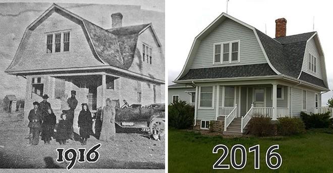Nhà DIY ở Mỹ đã có từ đầu thế kỷ 20, 70% trong số đó vẫn trụ vững sau cả trăm năm, có căn được định giá tới 1 triệu USD - Ảnh 14.