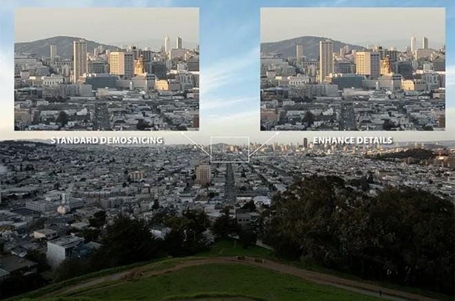 Adobe thêm tính năng zoom và thêm chi tiết bằng AI cho trình chỉnh sửa ảnh Lightroom CC - Ảnh 3.