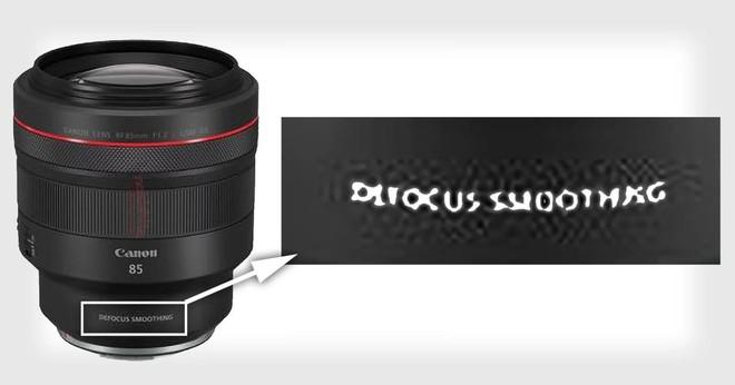 Canon chuẩn bị ra mắt ống kính với công nghệ làm mờ nền ảnh (Defocus Smoothing) - Ảnh 1.