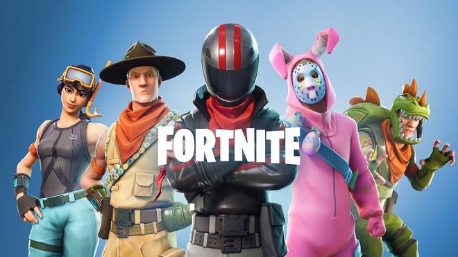 Fortnite đồ sát cả làng game trong năm 2018 - Ảnh 1.