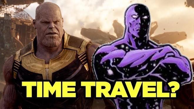[Giả thuyết] Ông nội Thanos mới là ác nhân chính của Avengers: Endgame? - Ảnh 2.