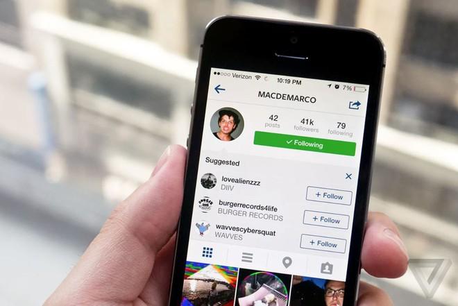 Instagram gặp lỗi, nhiều người mất tới hàng triệu follower - Ảnh 1.
