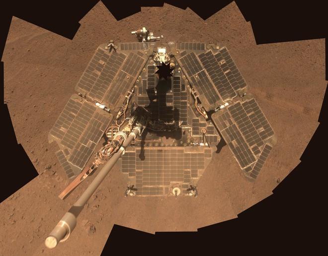 NASA khai tử tàu thăm dò Opportunity: kết thúc sứ mệnh oai hùng, vượt chỉ tiêu tới 14 năm - Ảnh 4.