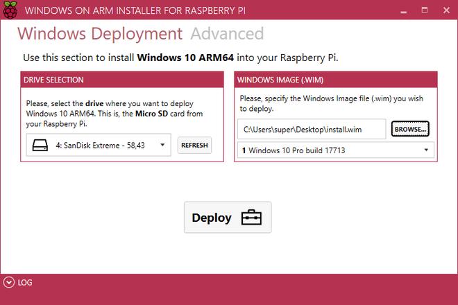 Đã có thể chạy Windows 10 trên Raspberry Pi 3 - Ảnh 2.