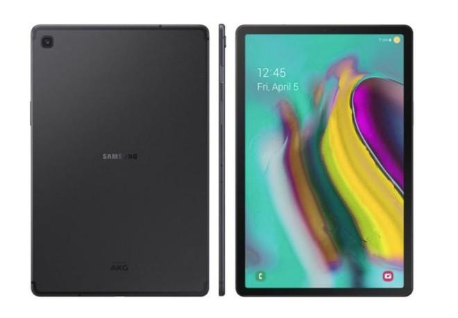 Samsung ra mắt Galaxy Tab S5e: Mỏng 5.5mm, Snapdragon 670, màn hình OLED, 4 loa, giá 400 USD - Ảnh 2.