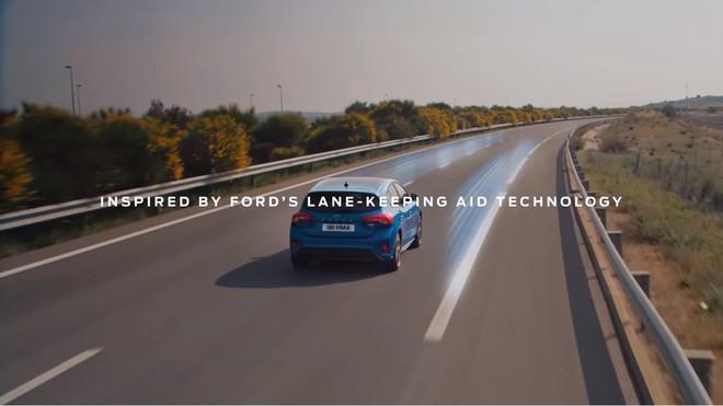 Ford ra mắt giường công bằng: Hễ nằm ngủ láo nháo là bị lôi về chỗ cũ - Ảnh 5.