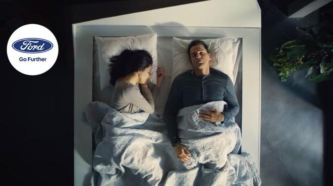 Ford ra mắt giường công bằng: Hễ nằm ngủ láo nháo là bị lôi về chỗ cũ - Ảnh 6.