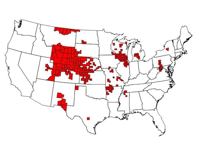 Đại dịch biến hươu thành zombie đang lan rộng khắp 24 bang nước Mỹ, có khả năng lây sang người - Ảnh 2.