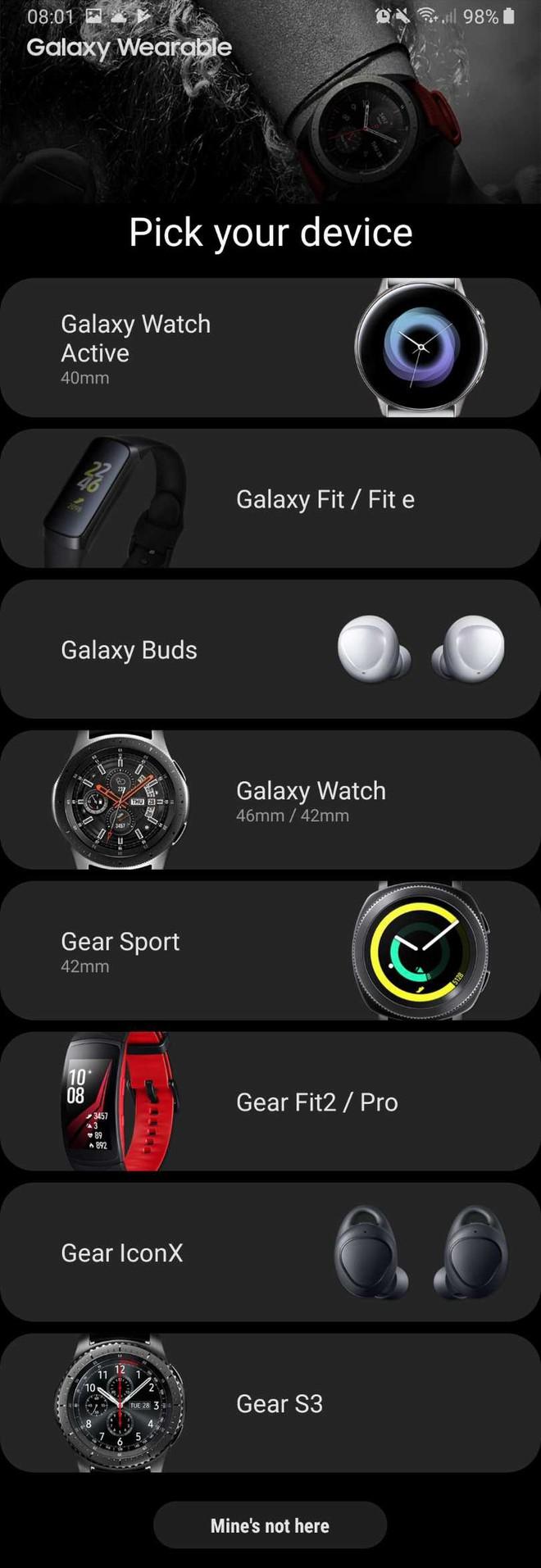 Samsung xác nhận sẽ ra mắt Galaxy Watch Active, Galaxy Fit và Galaxy Buds vào ngày 20/2 tới - Ảnh 1.