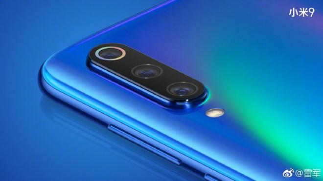 CEO Xiaomi Lei Jun xác nhận thông số camera Mi 9: Camera chính 48MP + 16MP + 12MP, ống kính góc siêu rộng - Ảnh 1.