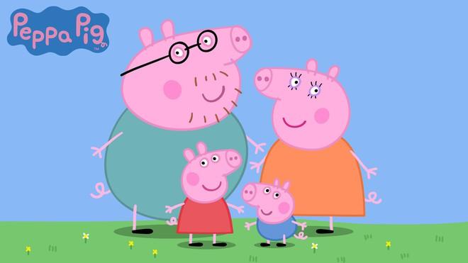 Peppa Pig: chú lợn hồng làm mê đắm từ trẻ đến già, trở thành biểu tượng văn hóa tỷ đô sau 15 năm ụt ịt khắp internet - Ảnh 1.