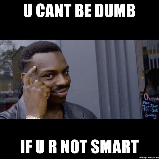 Vì sao người thông minh hay nghịch dại? Đơn giản, không phải lúc nào họ cũng suy nghĩ - Ảnh 1.