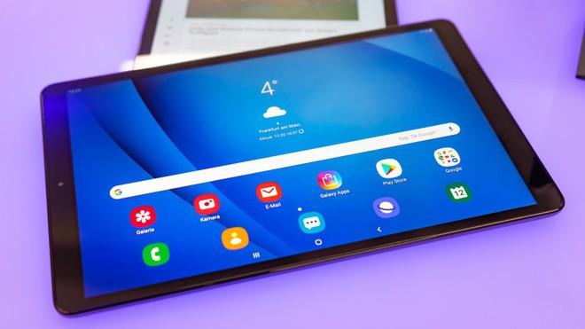 Samsung Galaxy Tab A 10.1 (2019) ra mắt: Thiết kế kim loại, màn hình TFT, RAM 2GB, chạy sẵn Android 9 Pie, giá từ 5.5 triệu đồng - Ảnh 6.