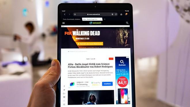 Samsung Galaxy Tab A 10.1 (2019) ra mắt: Thiết kế kim loại, màn hình TFT, RAM 2GB, chạy sẵn Android 9 Pie, giá từ 5.5 triệu đồng - Ảnh 5.