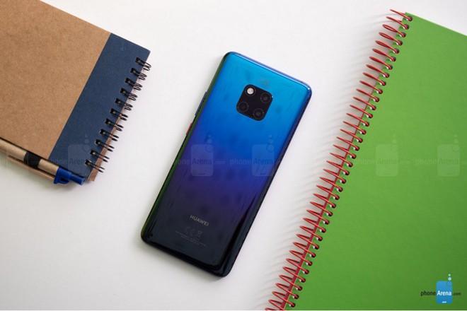 Nếu Samsung và Apple vẫn tiếp tục suy giảm doanh số, Huawei sẽ trở thành hãng smartphone lớn nhất thế giới trong vài năm nữa - Ảnh 1.