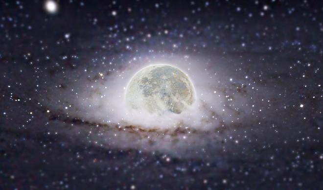 Bức ảnh Mặt trăng với độ phân giải 81 megapixel làm cư dân mạng trầm trồ ngắm nhìn - Ảnh 2.