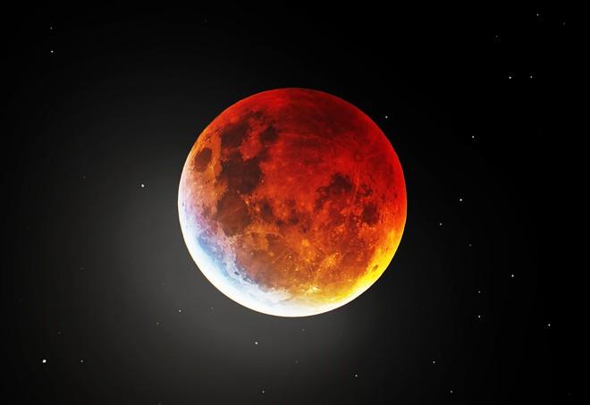Bức ảnh Mặt trăng với độ phân giải 81 megapixel làm cư dân mạng trầm trồ ngắm nhìn - Ảnh 4.