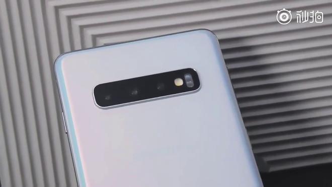 Chưa ra mắt nhưng Galaxy S10 và S10+ đã có video trên tay rõ nét, xác nhận thiết kế và tính năng mới - Ảnh 6.