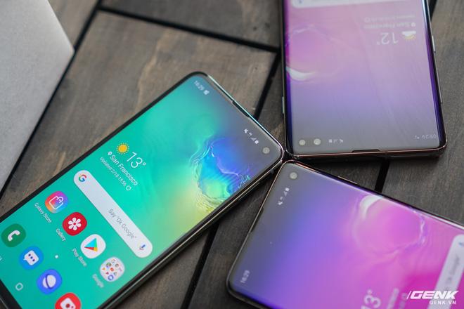 Trên tay Galaxy S10 và S10+: Bước ngoặt mới trong thiết kế smartphone - Ảnh 24.