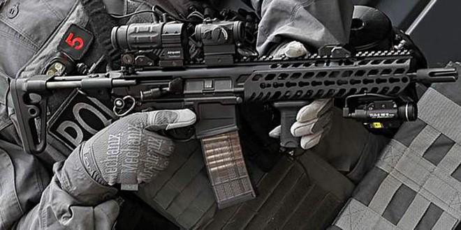 Cảnh sát đặc nhiệm chống khủng bố London được trang bị những loại vũ khí gì? - Ảnh 6.