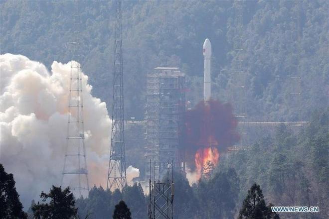 Trung Quốc sẽ phóng hơn 50 tàu vũ trụ phục vụ khám phá Mặt Trăng và xây dựng hệ thống dẫn đường trong năm 2019 - Ảnh 1.