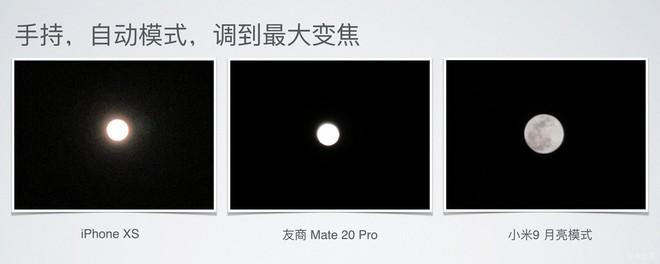 Xiaomi nói rằng Mi 9 tốt hơn cả iPhone XS Max ở những điểm nào? - Ảnh 6.