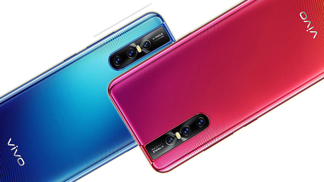 Vivo V15 Pro ra mắt: Camera selfie thò thụt 32MP, 3 camera chính, vân tay trong màn hình, Snapdragon 675, giá 9.5 triệu đồng - Ảnh 5.