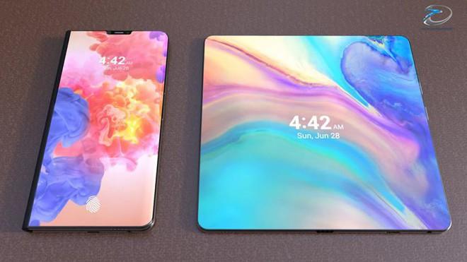 Cùng là smartphone màn hình gập, nhưng Samsung khác hoàn toàn Huawei - Ảnh 5.