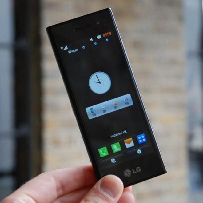 LG đi trước Sony 10 năm, ra mắt smartphone tỷ lệ 21:9 từ năm 2009 - Ảnh 2.