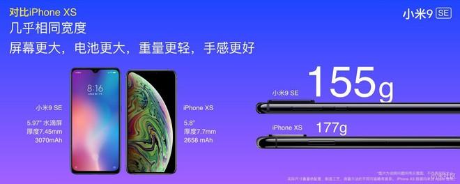 Xiaomi nói rằng Mi 9 tốt hơn cả iPhone XS Max ở những điểm nào? - Ảnh 2.