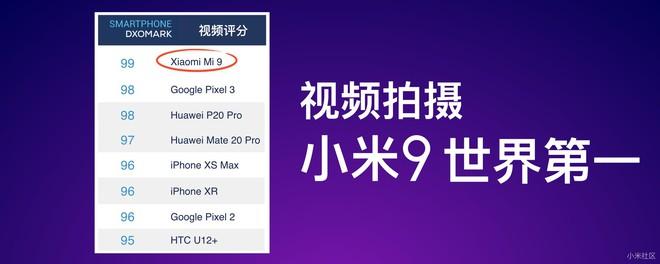 Xiaomi nói rằng Mi 9 tốt hơn cả iPhone XS Max ở những điểm nào? - Ảnh 7.