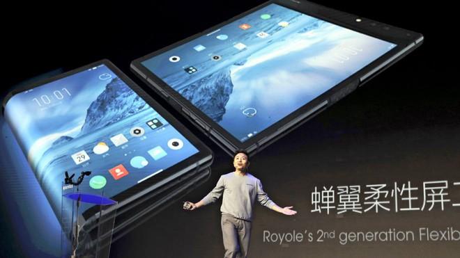 Cùng là smartphone màn hình gập, nhưng Samsung khác hoàn toàn Huawei - Ảnh 7.