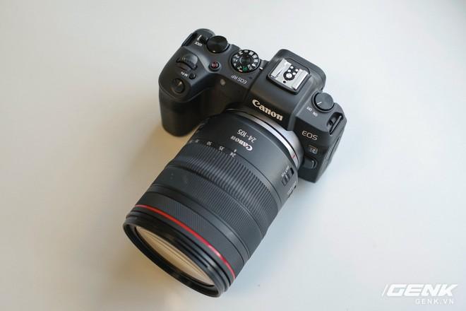 Canon chính thức ra mắt EOS RP: cảm biến full-frame, kích thước nhỏ gọn, giá 38 triệu đồng - Ảnh 19.
