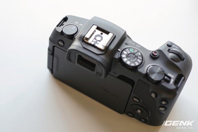 Canon chính thức ra mắt EOS RP: cảm biến full-frame, kích thước nhỏ gọn, giá 38 triệu đồng - Ảnh 20.