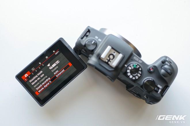 Canon chính thức ra mắt EOS RP: cảm biến full-frame, kích thước nhỏ gọn, giá 38 triệu đồng - Ảnh 12.