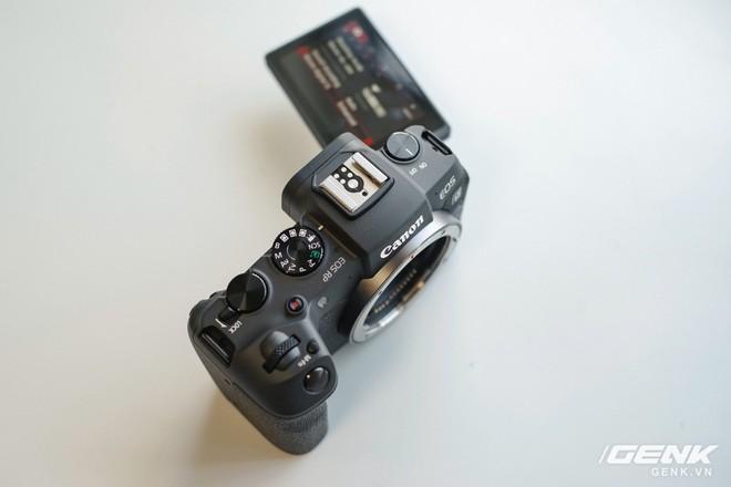 Canon chính thức ra mắt EOS RP: cảm biến full-frame, kích thước nhỏ gọn, giá 38 triệu đồng - Ảnh 21.