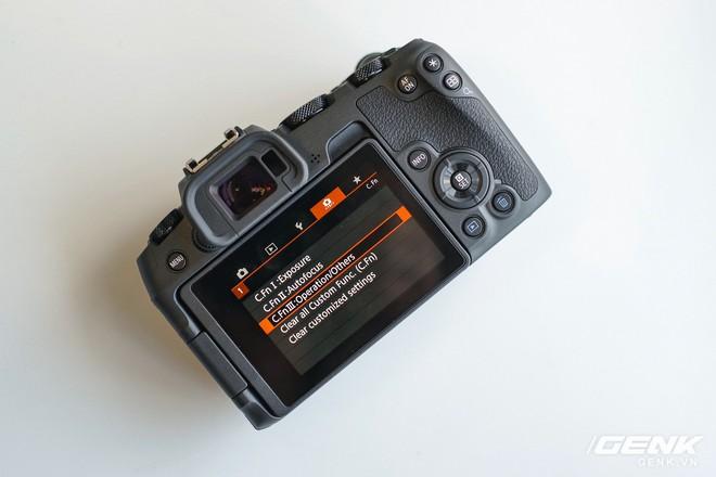 Canon chính thức ra mắt EOS RP: cảm biến full-frame, kích thước nhỏ gọn, giá 38 triệu đồng - Ảnh 13.