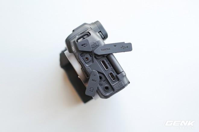 Canon chính thức ra mắt EOS RP: cảm biến full-frame, kích thước nhỏ gọn, giá 38 triệu đồng - Ảnh 16.